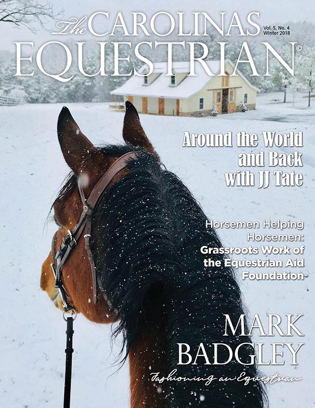Winter 2018 Cover