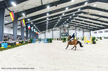 World Equestrian Center The Carolinas Equestrian