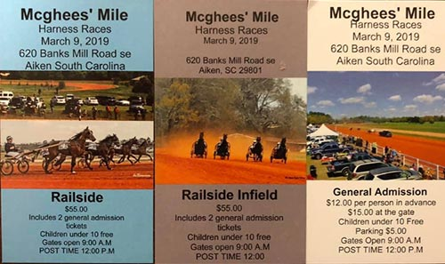 Mcghees Mile The Carolinas Equestrian