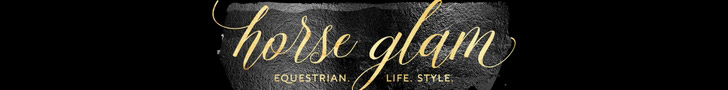 Horse Glam Banner Ad, The Carolinas Equestrian.